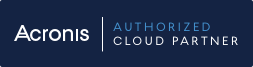 Acronis Authorized Cloud Partner