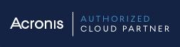 Acronis Authorized Cloud Partner